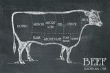 Butcher's Guide III Giclee Print
