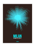 Milan Radiant Map 3 Prints by  NaxArt
