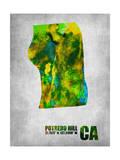 Potrero Hill California Posters by  NaxArt