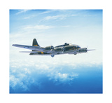 The Memphis Belle Premium Giclee Print by John Young
