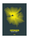 Copenhagen Radiant Map 1 Art by  NaxArt