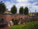 The Irish United Nations Veterans' Memorial Garden.Next To the Military Cemetry Photographic Print by Green Light Collection