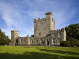 1467 Knappogue Castle, Renovated in the 1960's, County Clare, Ireland Photographic Print by Green Light Collection