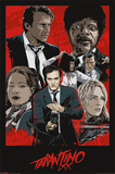 Tarantino XX - One Sheet Posters