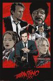Tarantino XX - One Sheet Poster