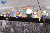 Family Guy - On a skyscraper Pósters