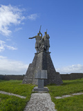 The War of Independance Commemorative Miltary Memorial at Shankhill Cross Photographic Print by Green Light Collection