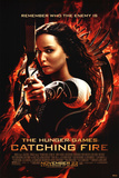 Hunger Games : L'Embrasement Affiche
