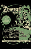 Zombie Lounge Posters