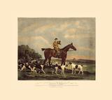 Thomas Oldaker Premium Giclee Print by Benjamin Marshall