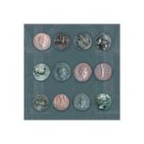 Roman Coins II Art