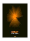 Germany Radiant Map 1 Art by  NaxArt