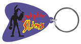 Pulp Fiction - Jack Rabbit Slims Rubber Keychain Keychain