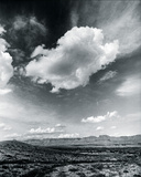 Desert Clouds Giclee Print by Andrew Geiger