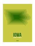 Iowa Radiant Map 2 Art by  NaxArt