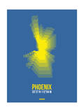 Phoenix Radiant Map 2 Prints by  NaxArt
