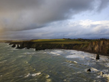 Ballydowane Cove, Bunmahon, Copper Coast Geopark, County Waterford, Ireland Photographic Print by Green Light Collection