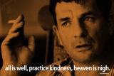 Jack Kerouac Quote iNspire Motivational Plastic Sign Znaki plastikowe
