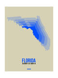 Florida Radiant Map 2 Art by  NaxArt