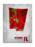 Wynwood Florida Prints by  NaxArt