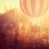 Balloon Haze Giclee Print by Irene Suchocki