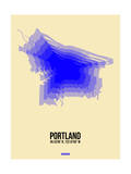 Portland Radiant Map 2 Art by  NaxArt
