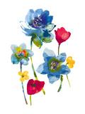 Flower Garden III Giclee Print by Sandra Jacobs