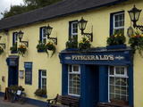 Fitzgerald's Bar in Avoca Village, A.K.A. Ballykissangel, County Wicklow, Ireland Photographic Print by Green Light Collection