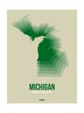 Michigan Radiant Map 3 Art by  NaxArt