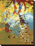 Underwater Fantasy Stretched Canvas Print by Carolina Pecora