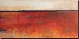 Jeannie Sellmer - Horizon 1 Reprodukce na plátně