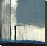 Bluebird III Leinwand von J. McKenzie