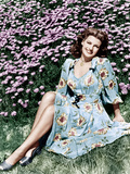 Rita Hayworth, 1940s Photo