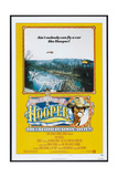 HOOPER, US poster, Burt Reynolds, 1978, © Warner Brothers/courtesy Everett Collection Posters