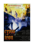 CROSS OF IRON, Japanese poster, 1977 Posters