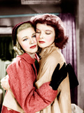 STAGE DOOR, from left: Ginger Rogers, Katharine Hepburn, 1937 Posters