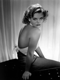Simone Simon, publicity shot, ca. 1936. ©20th Century Fox, TM & Copyright / Courtesy: Ever… Posters