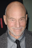 Patrick Stewart at arrivals for THE HOBBIT: AN UNEXPECTED JOURNEY Premiere, The Ziegfeld T… Photo