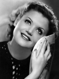 Simone Simon, publicity photo, ca. 1935. ©20th Century Fox, TM & Copyright / Courtesy: Eve… Posters
