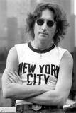 John Lennon NYC - Bob Gruen Poster