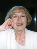 BARBARA SHELLEY at the 2001 Fanex Con, held in Maryland, 07/01 Plakater