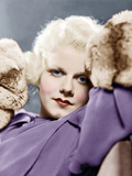 HOLD YOUR MAN, Jean Harlow, 1933 Photo