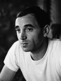 Charles Aznavour, ca. 1960s Foto