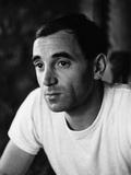 Charles Aznavour, ca. 1960s Foto
