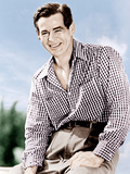 Robert Ryan, RKO Radio Pictures publicity shot, ca. early 1950s Photo