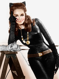 BATMAN, Julie Newmar, 1966-68. Photographie