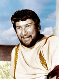SPARTACUS, Peter Ustinov, 1960 Photo