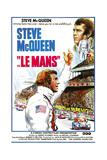LE MANS, Steve McQueen, 1971. Prints