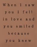 Tan Smiled Serigrafie von Kyle & Courtney Harmon