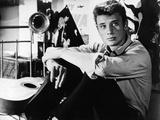 LES PARISIENNES, (aka TALES OF PARIS), Johnny Hallyday, 1962 Foto